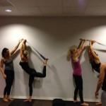 Anna vidareutbildad i Global Yoga Personlig träning